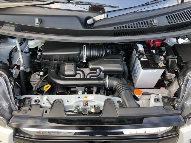 カスタムX 届出済未使用車・両側電動スライドドア・プッシュボタンスタート・ステアリングスイッチ・コーナーセンサー・アルミホイール・バックカメラ・キーフリーシステム・オートエアコン・パワーウィンドウ(37枚目)