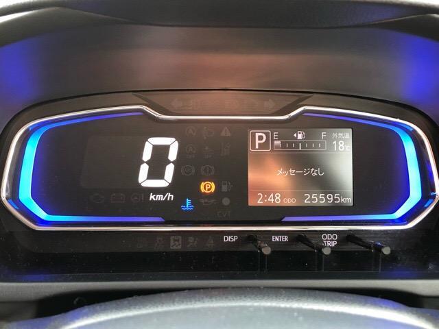 G SAIII スマートアシスト3・CD/USBチューナー・プッシュボタンスタート・コーナーセンサー・オートハイビーム・オートエアコン・シートヒーター・アルミホイール・キーフリーシステム・キーフリーシステム(6枚目)
