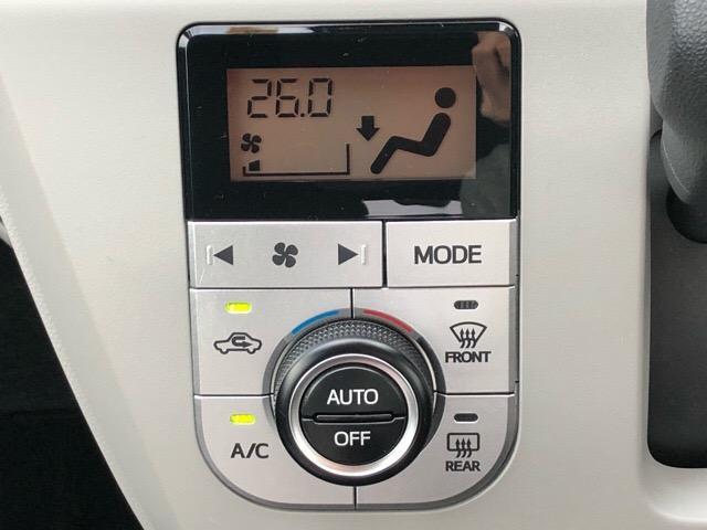 G SAIII スマートアシスト3・CD/USBチューナー・プッシュボタンスタート・コーナーセンサー・オートハイビーム・オートエアコン・シートヒーター・アルミホイール・キーフリーシステム・キーフリーシステム(11枚目)