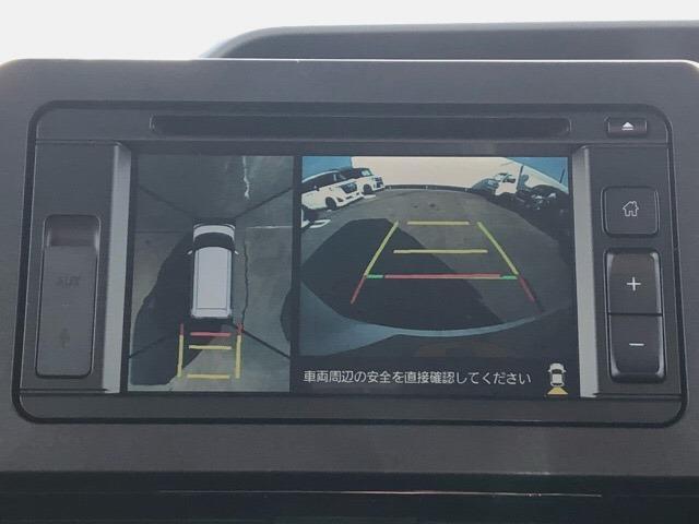 カスタムRS 両側電動スライドドア・ディスプレイオーディオ・パノラマモニター・コーナーセンサー・オートエアコン・プッシュボタンスタート・ETC・ステアリングスイッチ・アルミホイール・キーフリーシステム(5枚目)