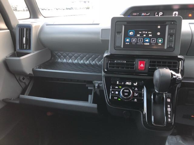 カスタムRS 両側電動スライドドア・ディスプレイオーディオ・パノラマモニター・コーナーセンサー・オートエアコン・プッシュボタンスタート・ETC・ステアリングスイッチ・アルミホイール・キーフリーシステム(12枚目)