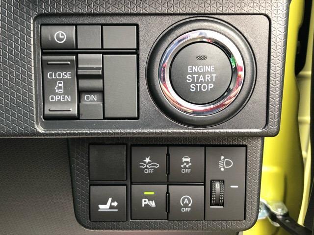 Xセレクション 届出済未使用車・片側電動スライドドア・プッシュボタンスタート・オートエアコン・ステアリングスイッチ・バックカメラ・コーナーセンサー・キーフリーシステム・パワーウィンドウ(7枚目)