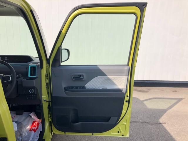 Xセレクション 届出済未使用車・片側電動スライドドア・プッシュボタンスタート・オートエアコン・ステアリングスイッチ・バックカメラ・コーナーセンサー・キーフリーシステム・パワーウィンドウ(38枚目)