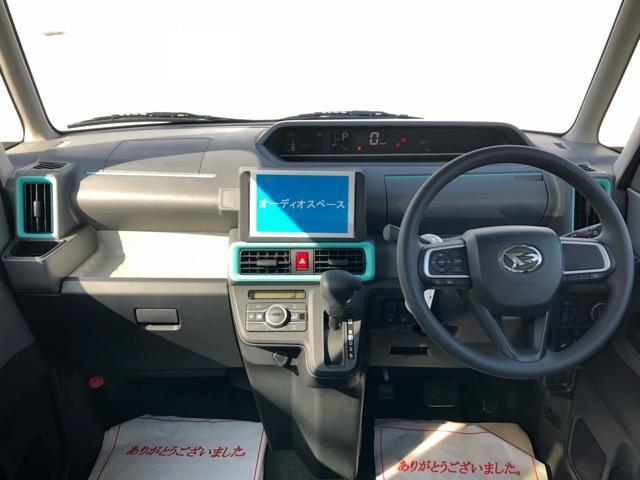 Xセレクション 届出済未使用車・片側電動スライドドア・プッシュボタンスタート・コーナーセンサー・ステアリングスイッチ・バックカメラ・シートヒーター・オートエアコン・キーフリーシステム・パワーウィンドウ(3枚目)