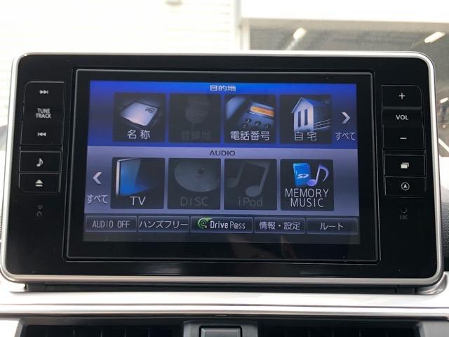 スタイルX SAII スマートアシストII・ダイハツ純正ナビ・DVD再生・Bluetooth接続・バックモニター・プッシュボタンスタート・オートエアコン・ステアリングスイッチ・キーフリーシステム・パワーウィンドウ(4枚目)