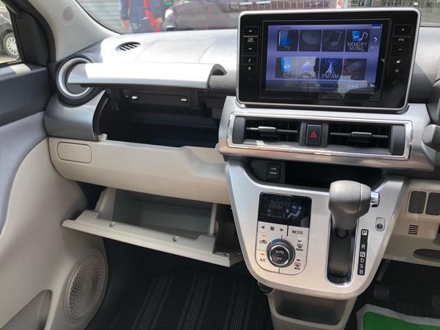 スタイルX SAII スマートアシストII・ダイハツ純正ナビ・DVD再生・Bluetooth接続・バックモニター・プッシュボタンスタート・オートエアコン・ステアリングスイッチ・キーフリーシステム・パワーウィンドウ(13枚目)