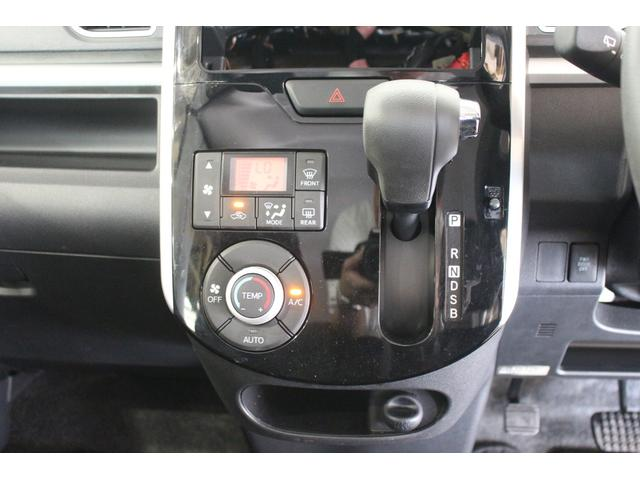 カスタムX 4WD スマートキー 左後側電動スライドドア(15枚目)