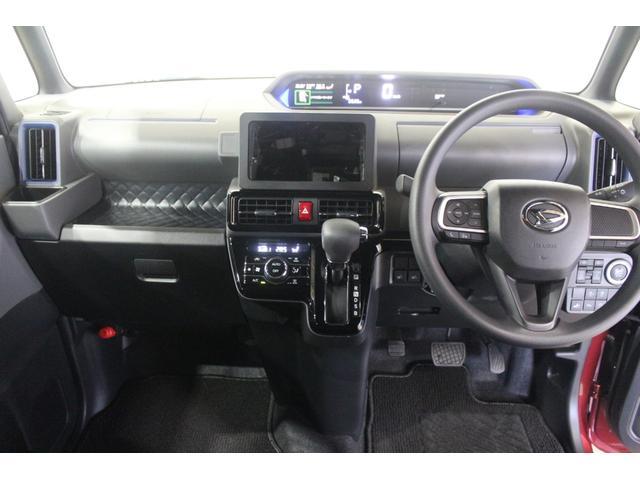 カスタムX 4WD 4WD スマートキー 純正アルミホイール オート格納式ドアミラー 両側電動スライドドア コーナーセンサー 衝突被害軽減システム(11枚目)