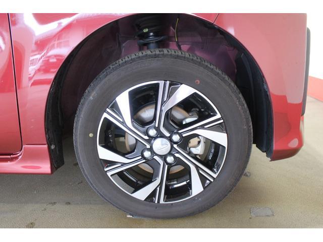 カスタムX 4WD 4WD スマートキー 純正アルミホイール オート格納式ドアミラー 両側電動スライドドア コーナーセンサー 衝突被害軽減システム(18枚目)