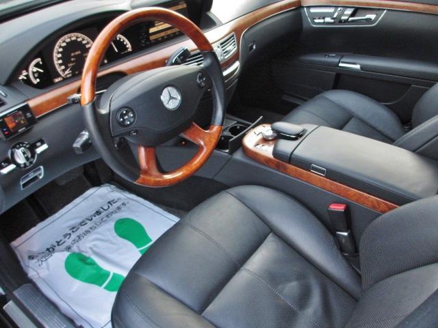 S500ロング AMGスポーツエディション  鍛造20AW(10枚目)