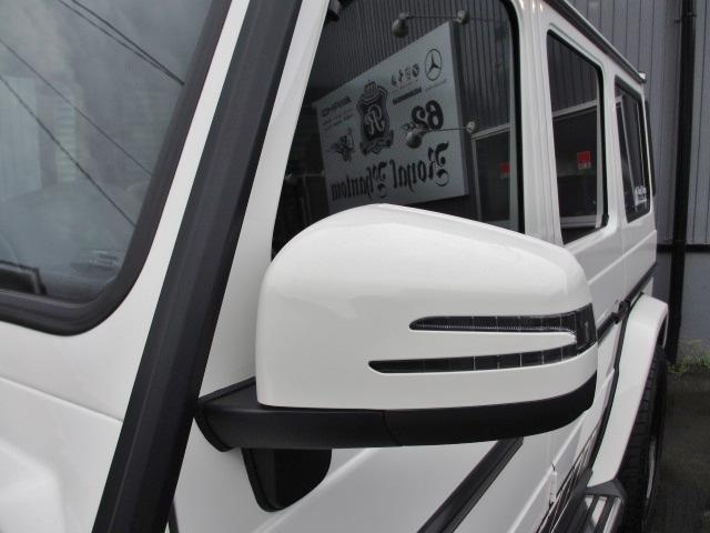 G55L AMG デジーノ 鍛造22インチ 62カスタマイズ(7枚目)