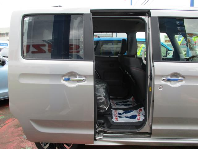 「スズキ」「スペーシアカスタム」「コンパクトカー」「新潟県」の中古車11