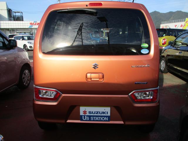 「スズキ」「ワゴンR」「コンパクトカー」「新潟県」の中古車4