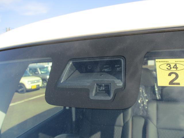 デュアルセンサーブレーキサポート(衝突被害軽減ブレーキ)装備で、安心♪