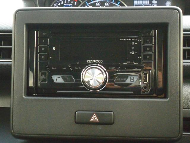 CD/USB/BTのオーディオです