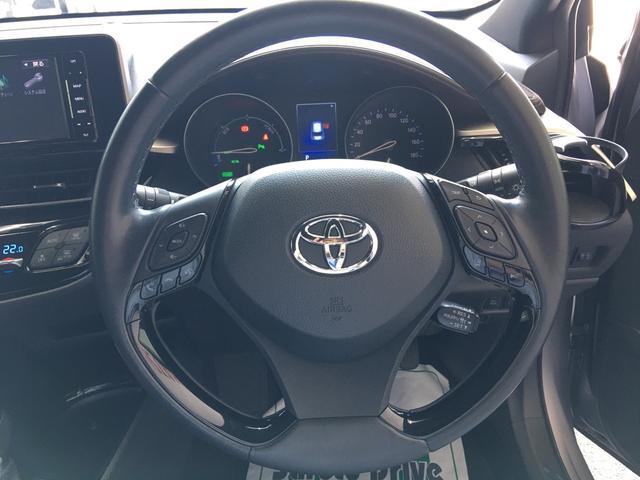 「トヨタ」「C-HR」「SUV・クロカン」「静岡県」の中古車18