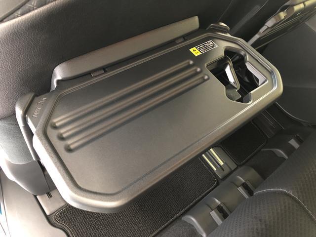 カスタムRSセレクション 保証付き 助手席側イージークローザー ソフトレザー調シート キーフリーシステム アイドリングストップ シートヒーター 純正15インチアルミ 寒冷地仕様 格納式シートバックテーブル(9枚目)