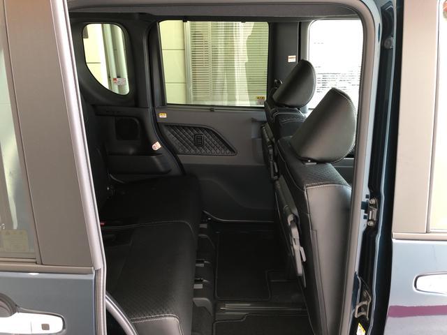 カスタムRSセレクション 保証付き 助手席側イージークローザー ソフトレザー調シート キーフリーシステム アイドリングストップ シートヒーター 純正15インチアルミ 寒冷地仕様 格納式シートバックテーブル(14枚目)
