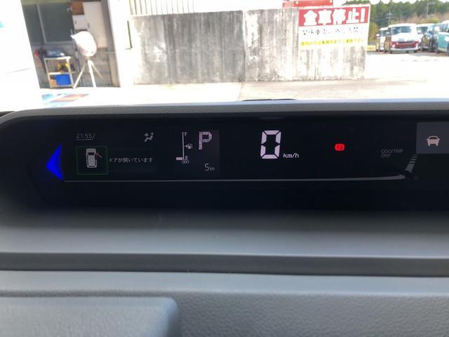 カスタムRSセレクション 保証付き 助手席側イージークローザー ソフトレザー調シート キーフリーシステム アイドリングストップ シートヒーター 純正15インチアルミ 寒冷地仕様 格納式シートバックテーブル(18枚目)