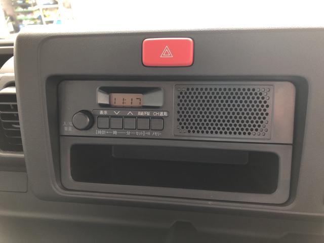 スタンダードSAIIIt ラジオ 保証付き カラードバンパー サイドアンダーミラー付ドアミラー(助手席側)あゆみ板掛けテールゲート 荷台ステップ(平シートフック付)LEDへっどランプ(14枚目)