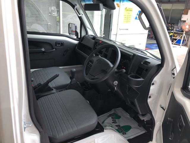 スタンダードSAIIIt ラジオ 保証付き カラードバンパー サイドアンダーミラー付ドアミラー(助手席側)あゆみ板掛けテールゲート 荷台ステップ(平シートフック付)LEDへっどランプ(23枚目)