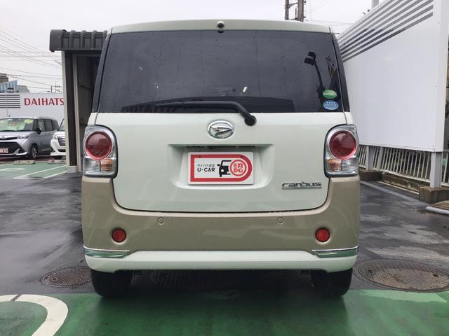 「ダイハツ」「ムーヴキャンバス」「コンパクトカー」「千葉県」の中古車4