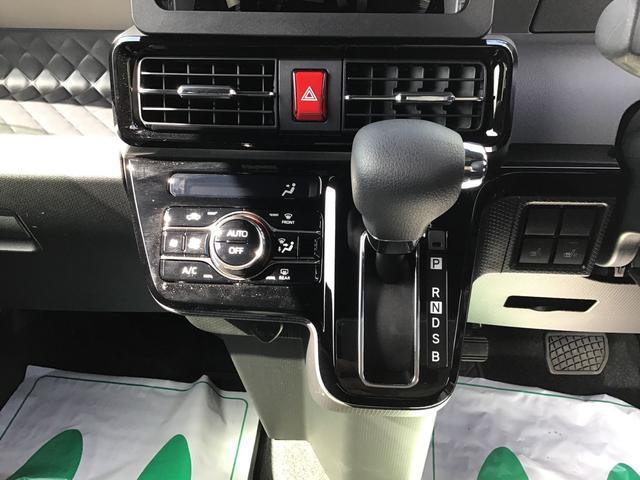 カスタムXセレクション 衝突回避支援システム LEDヘッドランプ 両側電動スライドドア アイドリングストップ オートエアコン キーフリー プッシュボタンエンジンスタート シートヒーター(16枚目)