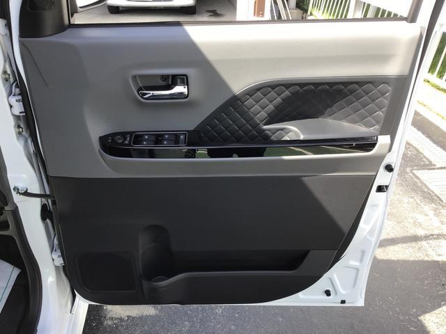 カスタムXセレクション 衝突回避支援システム LEDヘッドランプ 両側電動スライドドア アイドリングストップ オートエアコン キーフリー プッシュボタンエンジンスタート シートヒーター(25枚目)