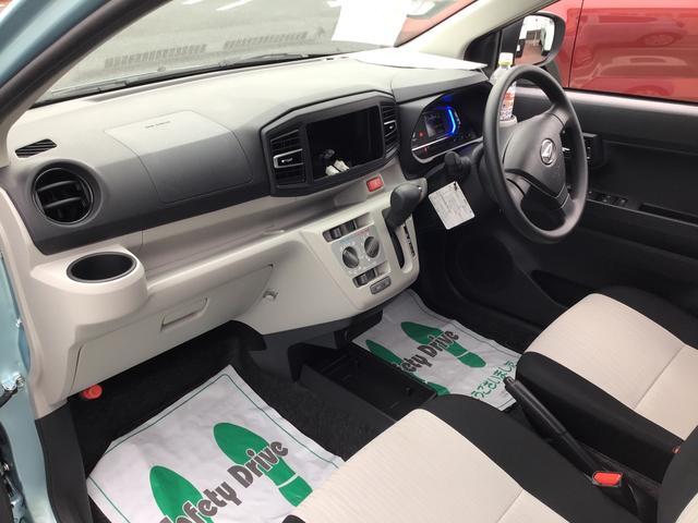 X SAIII 当社車社用車UP スマートアシスト3 LEDヘッドランプ オートライト オートハイビーム コーナーセンサー キーレスエントリー 電動格納式ドアミラー 自発光式デジタルメーター スーパーUVカットガラス(11枚目)