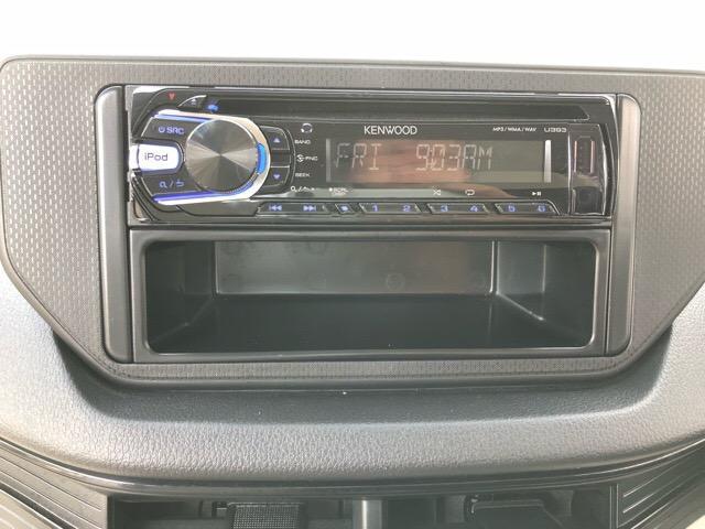 CD・ラジオを聴くことができます★なくては困るドライブの必需品です^^