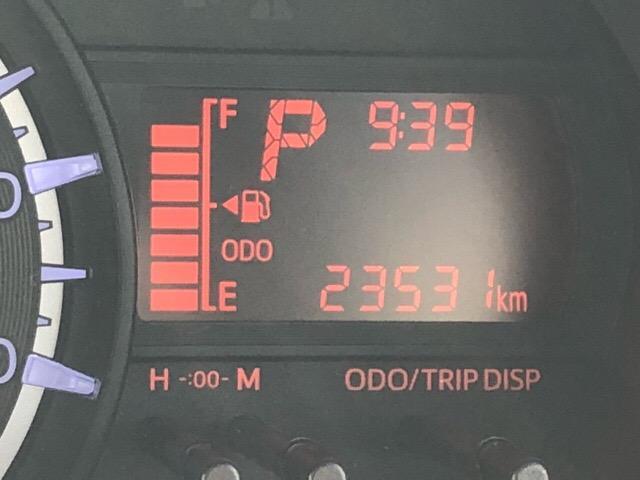走行距離約2万キロです^^まだまだ距離を伸ばせますね♪