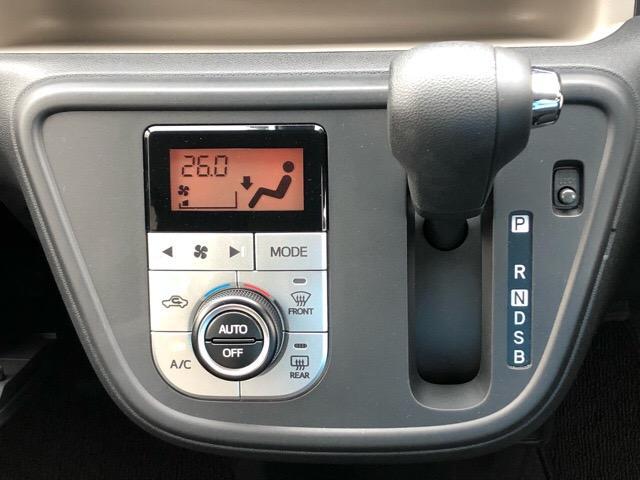 【オートエアコン】温度を設定するだけで日照や室温に応じて風量や温度など、冷暖房を自動的にコントロールするエアコンですよ☆
