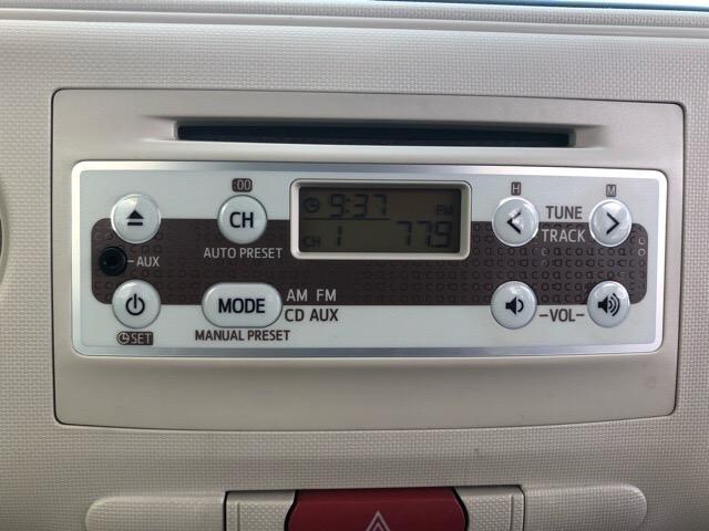ココアX CDラジオ・キーフリー・Pウィンドウ・車検整備付(3枚目)