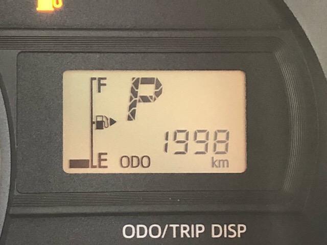 スペシャル 走行距離約2千キロ・AM/FMラジオ・車検整備付(4枚目)
