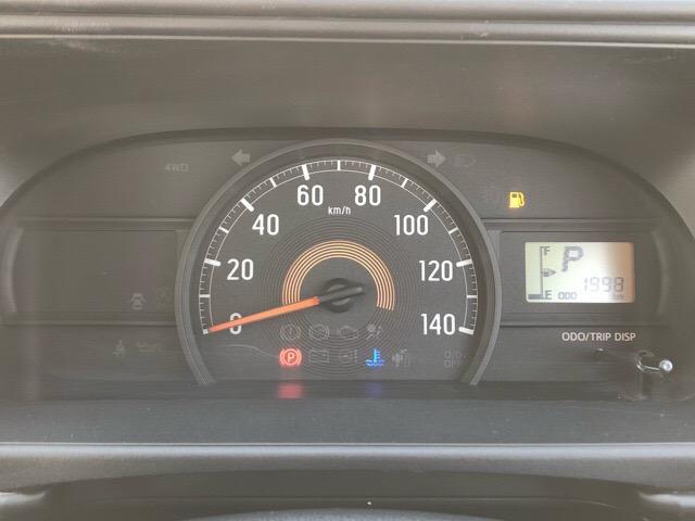 スペシャル 走行距離約2千キロ・AM/FMラジオ・車検整備付(5枚目)