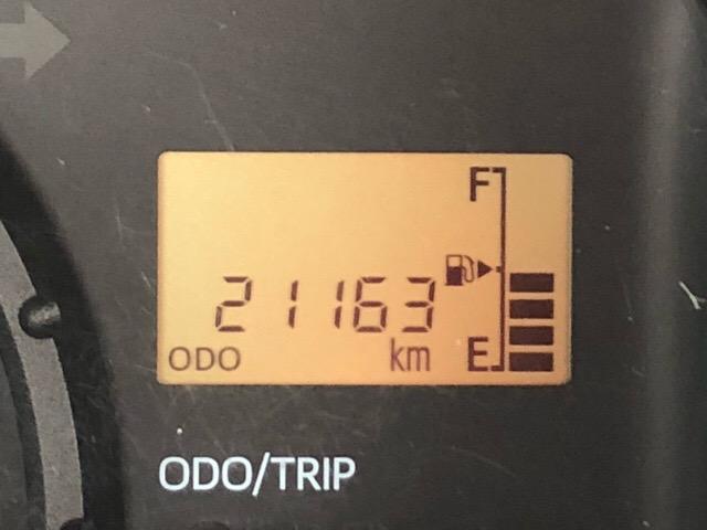 走行距離3万キロ以下です!まだまだ走れますね☆★