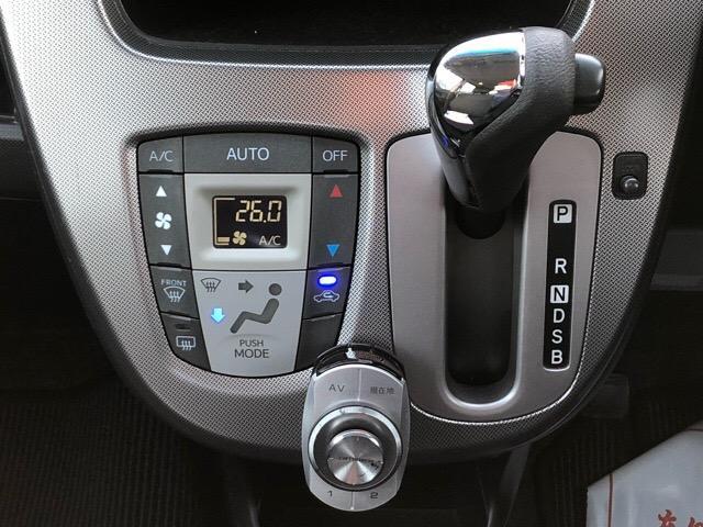 カスタム X SA ナビゲーション・DVD再生・Bluetooth接続・地デジTV・プッシュボタンスタート・オートエアコン・アルミホイール・キーフリーシステム・パワーウィンドウ(11枚目)