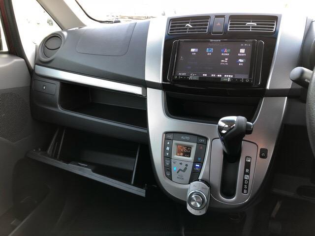 カスタム X SA ナビゲーション・DVD再生・Bluetooth接続・地デジTV・プッシュボタンスタート・オートエアコン・アルミホイール・キーフリーシステム・パワーウィンドウ(13枚目)
