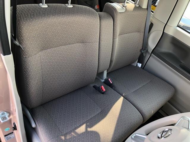 フロントシートのアップ写真です!!