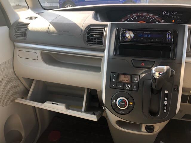 Xターボ SA 片側電動スライドドア・CDラジオ・プッシュボタンスタート・オートエアコン・キーフリーシステム・パワーウィンドウ(11枚目)