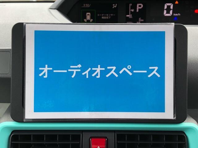 X 届出済未使用車・片側電動スライドドア・プッシュボタンスタート・オートエアコン・ステアリングスイッチ・バックカメラ対応・コーナーセンサー・キーフリーシステム・パワーウィンドウ(4枚目)