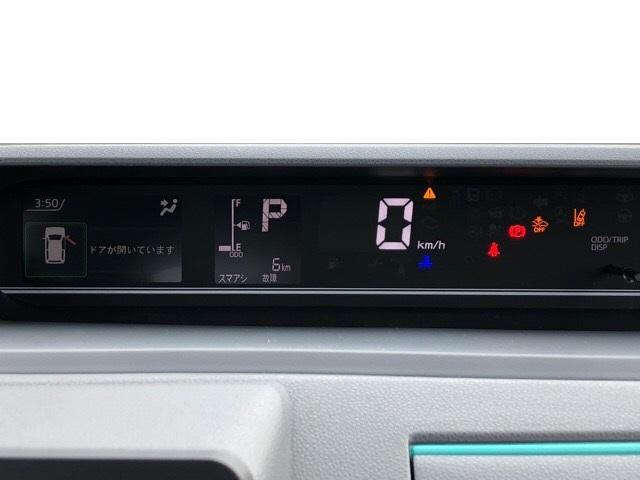 X 届出済未使用車・片側電動スライドドア・プッシュボタンスタート・オートエアコン・ステアリングスイッチ・バックカメラ対応・コーナーセンサー・キーフリーシステム・パワーウィンドウ(6枚目)