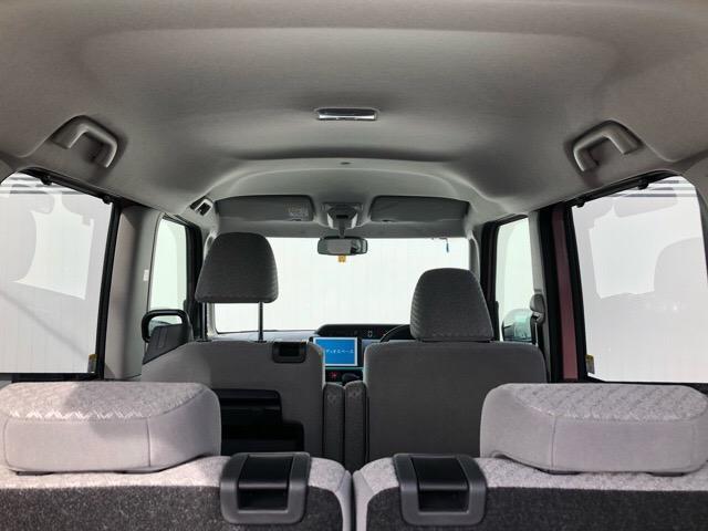X 届出済未使用車・片側電動スライドドア・プッシュボタンスタート・オートエアコン・ステアリングスイッチ・バックカメラ対応・コーナーセンサー・キーフリーシステム・パワーウィンドウ(29枚目)