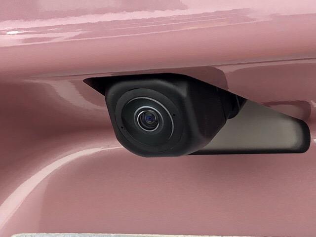 X 届出済未使用車・片側電動スライドドア・プッシュボタンスタート・オートエアコン・ステアリングスイッチ・バックカメラ対応・コーナーセンサー・キーフリーシステム・パワーウィンドウ(35枚目)