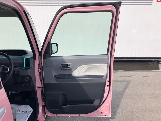 X 届出済未使用車・片側電動スライドドア・プッシュボタンスタート・オートエアコン・ステアリングスイッチ・バックカメラ対応・コーナーセンサー・キーフリーシステム・パワーウィンドウ(39枚目)