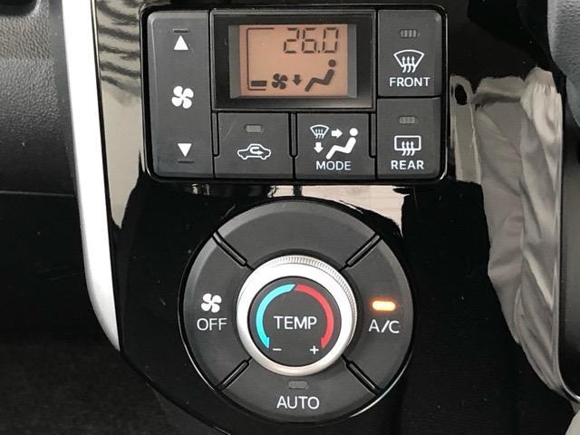 Xターボ SAII 片側電動スライドドア・ナビ・地デジTV・DVD再生・Bluetooth接続・バックモニター・ETC・プッシュボタンスタート・オートエアコン・キーフリーシステム・エコアイドル・パワーウィンドウ(13枚目)