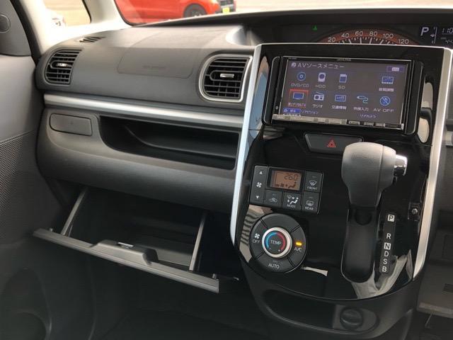 Xターボ SAII 片側電動スライドドア・ナビ・地デジTV・DVD再生・Bluetooth接続・バックモニター・ETC・プッシュボタンスタート・オートエアコン・キーフリーシステム・エコアイドル・パワーウィンドウ(14枚目)