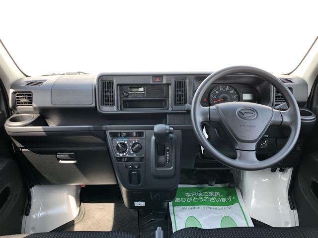 DX 2WD・AT車・AM/FMラジオ・エコアイドル・キーレスエントリー・パワーウィンドウ(3枚目)