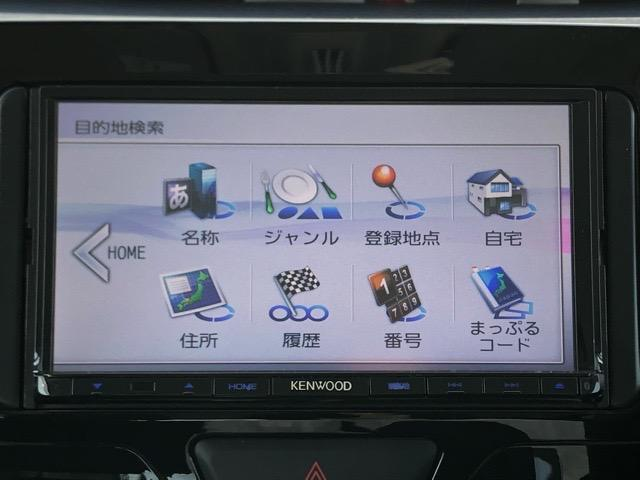 カスタムX SAII 片側電動スライドドア・KENWOODナビ・TV・DVD再生・Bluetooth接続・バックモニター・プッシュボタンスタート・オートエアコン・ステアリングスイッチ・アルミホイール・キーフリーシステム(4枚目)