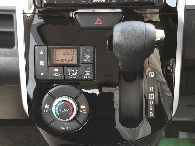 カスタムX SAII 片側電動スライドドア・KENWOODナビ・TV・DVD再生・Bluetooth接続・バックモニター・プッシュボタンスタート・オートエアコン・ステアリングスイッチ・アルミホイール・キーフリーシステム(12枚目)